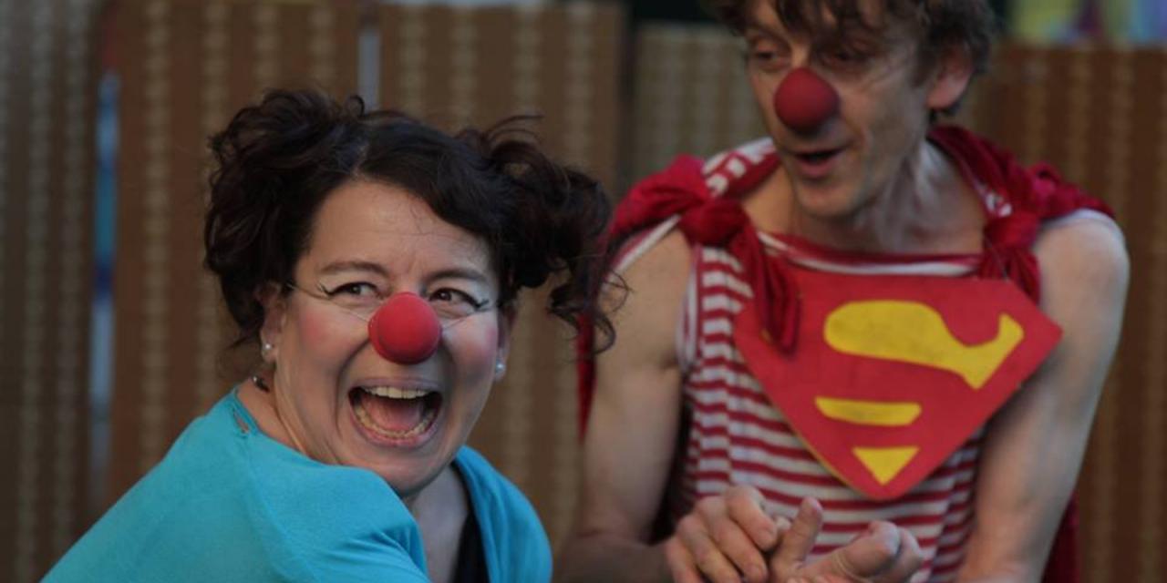 Clown-Theater-Projekt in Berlin 2016