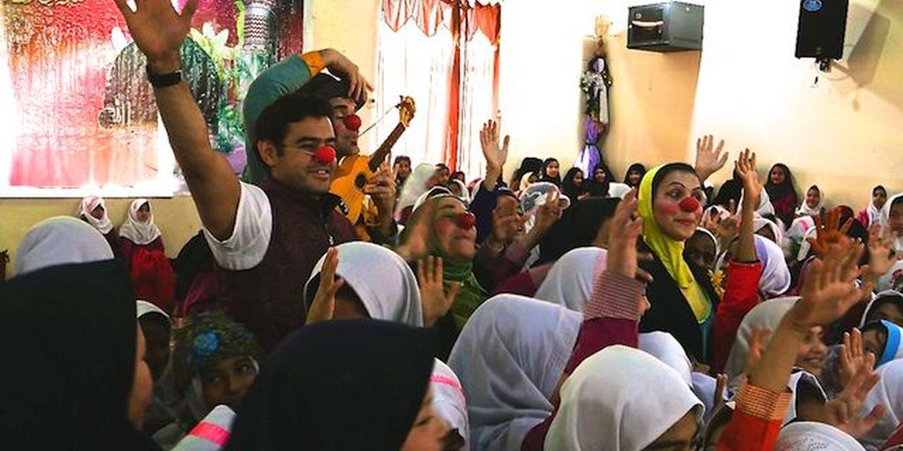 """Premiere """"Joy in Iran"""""""