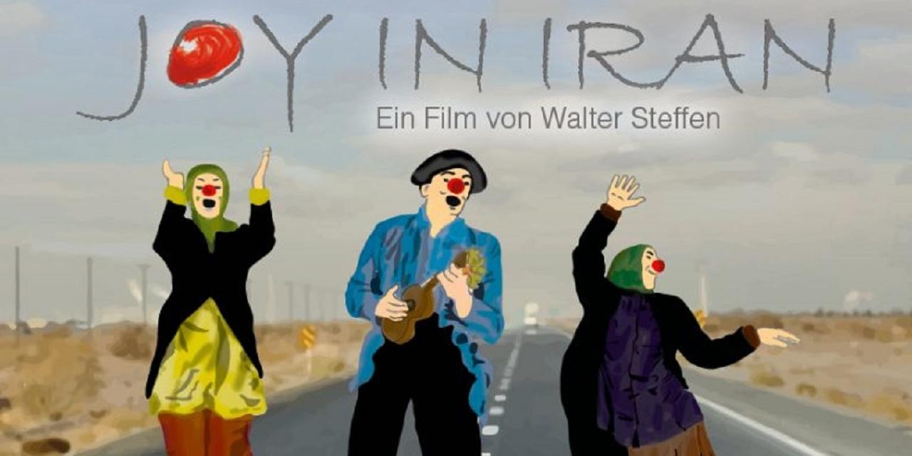 "DVD & Filmmusik ""Joy in Iran"""