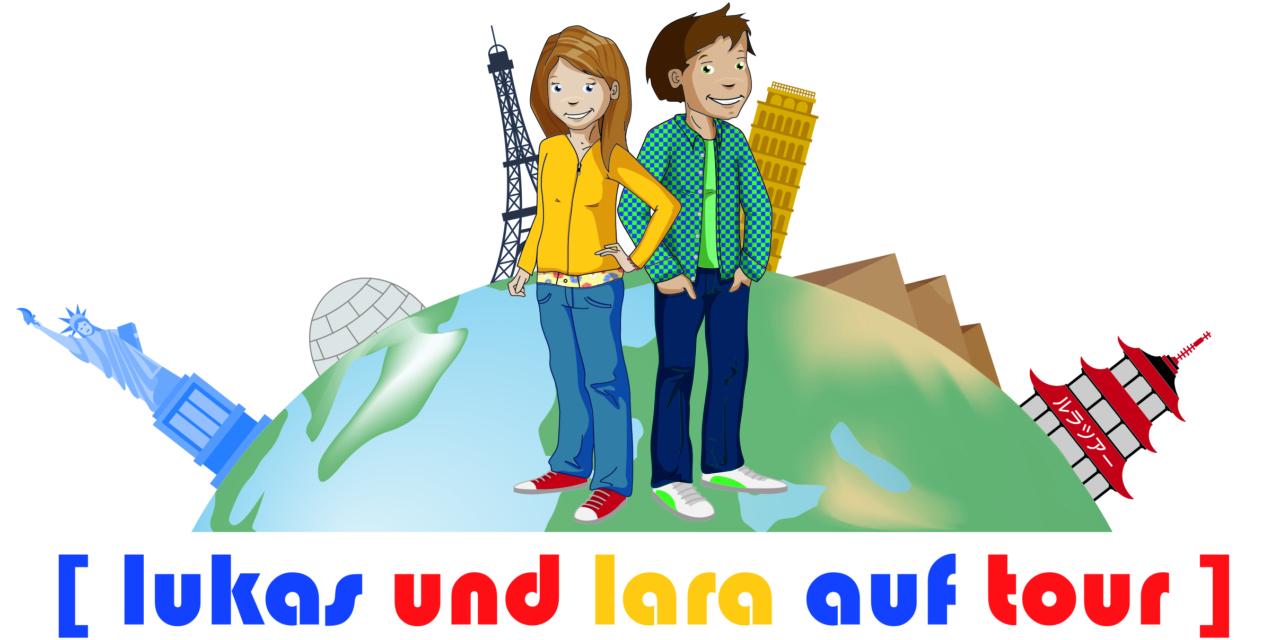 Auf Lesereise mit Lukas und Lara